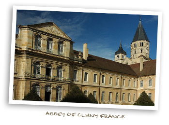 Abbey of Cluny France