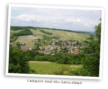 Carrou, Bué-en-Sancerre