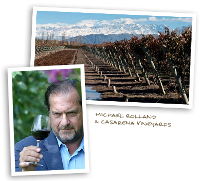 Michael Rolland & Casarena Vineyards