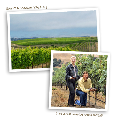 Jim and Mary Dierberg & Santa Maria Valley