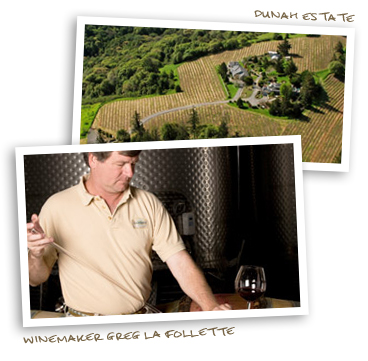 DuNah Estate and Winemaker Greg La Follette