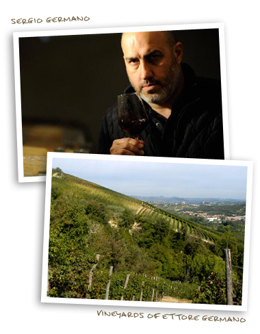 Sergio Germano and the Vineyards of Ettore Germano