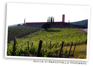 Rocca di Frassinello Vineyards