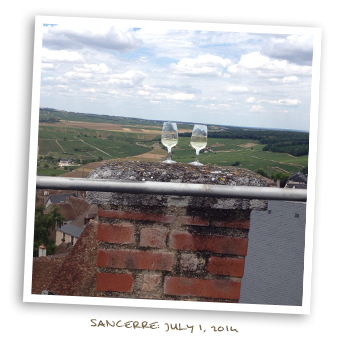 Sancerre: July 1, 2014
