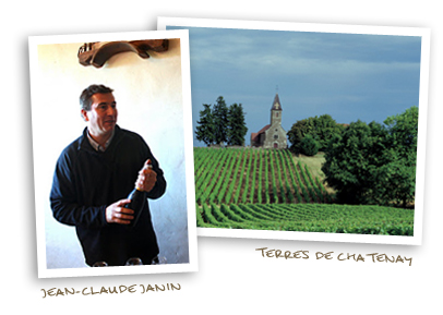 Jean-CLaude Janin & Terres de Chatenay