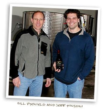 Bill Vyenielo and Jeff Pinsoni