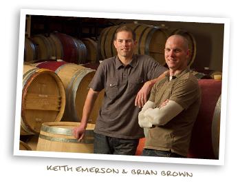 Keith Emerson & Brian Brown