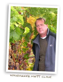 Winemaker Matt Cline