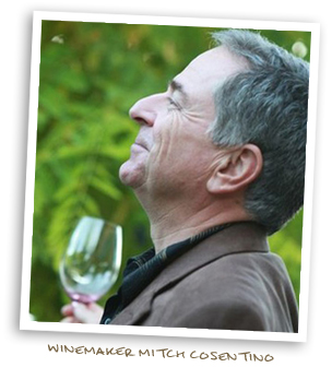Winemaker Mitch Cosentino