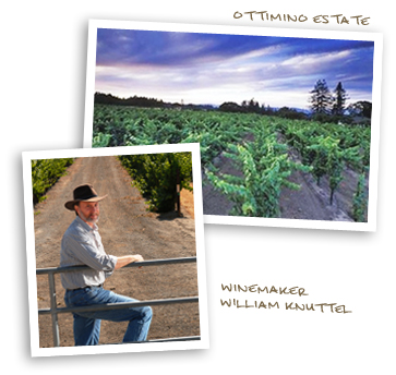 Ottimino Estate and Winemaker William Knuttel