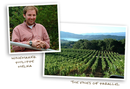 Winemaker Philippe Melka & The Vines of Parallel