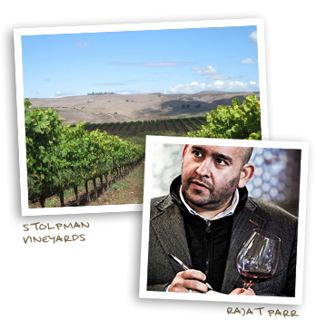 Stolpman Vineyards and Rajat Parrt