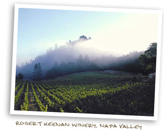 Robert Keenan Winery, Napa Valley