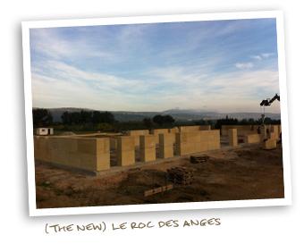 The Temple at Le Roc des Anges