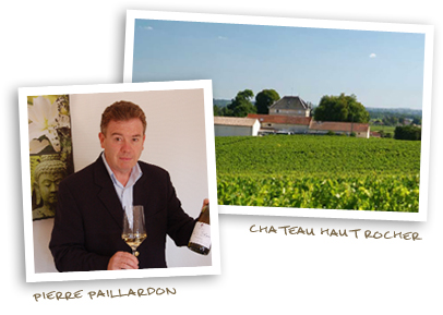 Pierre Paillardon and Chateau Haut Rocher