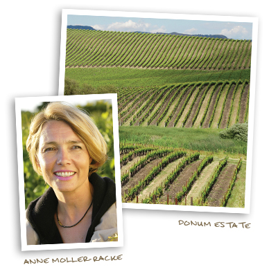 Anne Moller-Racke and Donum Estate