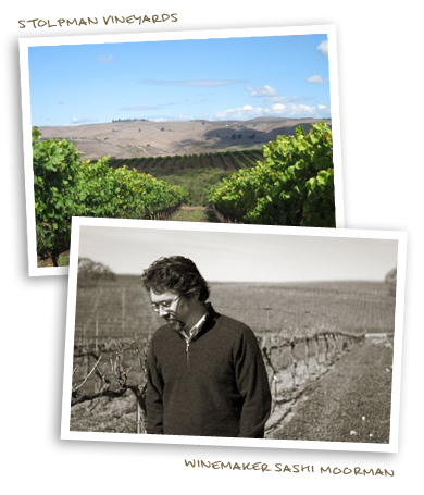 Stolpman Vineyards and Winemaker Sashi Moorman