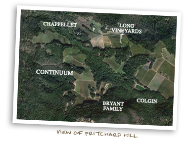 View of Pritchard Hill