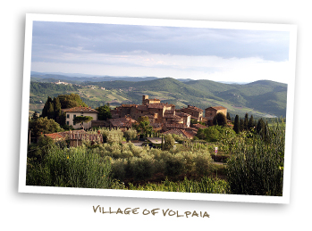 Village of Volpaia