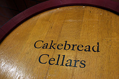 Cakebread Cellars Barrel