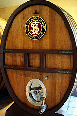 Sutter Home Barrel